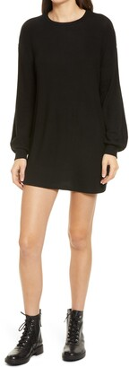 Reformation Radlee Long Sleeve Sweater Dress