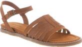 BearPaw Women's Leona Quarter Strap Sandal
