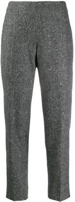 Antonio Berardi Tapered Cropped Trousers