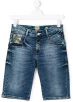 Vingino Teen distressed denim shorts