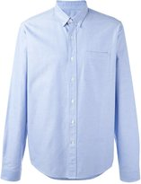 Ami Alexandre Mattiussi button down collar shirt