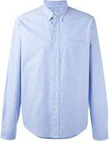 Ami Alexandre Mattiussi button down shirt - men - Cotton - 37