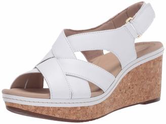 Clarks Women's Annadel Pearl Wedge Sandal