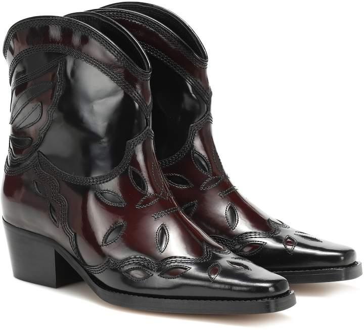91a9a9095683 Ganni Women s Boots - ShopStyle