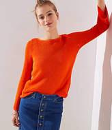 LOFT Basketweave Sweater