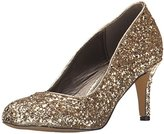 Michael Antonio Women's Finnea-Glit Dress Pump
