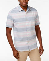Tommy Bahama Men's Clambake Striped Cotton Shirt