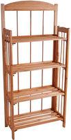 JCPenney Lavish HomeTM 4-Shelf Bookcase