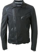 Drome asymmetric zip jacket