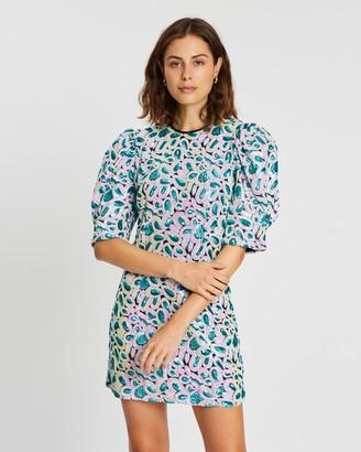 Rotate by Birger Christensen Christina Sequin Dress