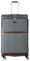 Ted Baker 'Large Falconwood Grey' Four Wheel Suitcase - Grey