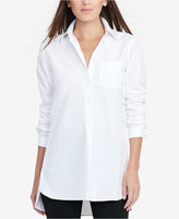 Lauren Ralph Lauren Poplin Cotton Shirt