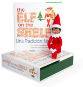 The Elf on the Shelf® Una Tradicion Navidena Book Set with Girl Elf, Spanish Version
