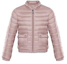 Moncler Girls' Lans Packable Down Puffer Jacket - Big Kid