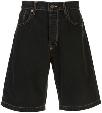 Levi's x Release 04 denim shorts