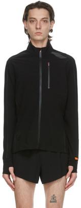 Soar Running Black All-Weather 2.0 Jacket