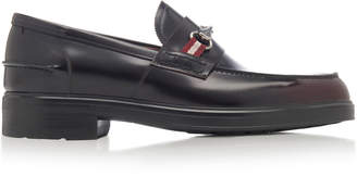 Bally Molard Leather Loafers Size: 9