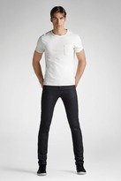J Brand Mick Skinny Fit in Raw Stretch