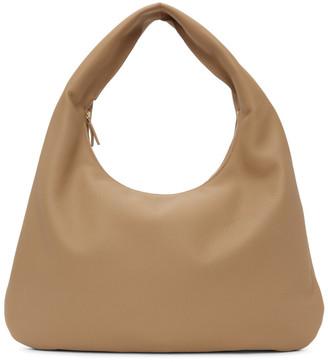 The Row Tan Everyday Shoulder Bag