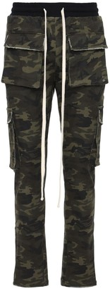 Mouty Camo Cargo Pants W/ Pockets