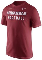 Nike Men's Arkansas Razorbacks Football Facility Tee