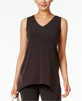 Alfani Sleeveless Asymmetrical Top, Only at Macy's