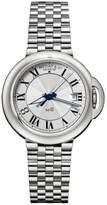 Bedat & Co Bedat 831.011.100 42mm Steel Bracelet & Case Anti-Reflective Sapphire Women's Watch