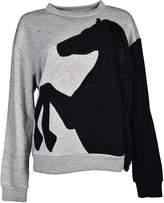 Sportmax Code Horse Sweatshirt