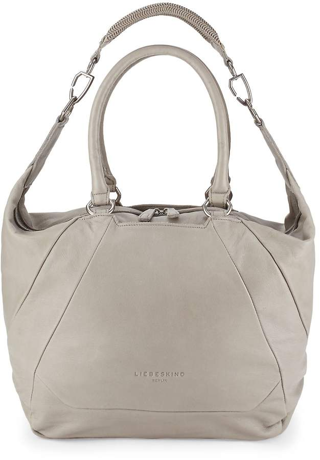 Liebeskind Berlin Women's Bambesa Leather Hobo Bag