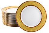 Hermes 15-Piece La Siesta Service Plates