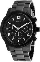 GUESS GUESS? W15522L2 46mm Grey Steel Bracelet & Case Mineral Men's Watch