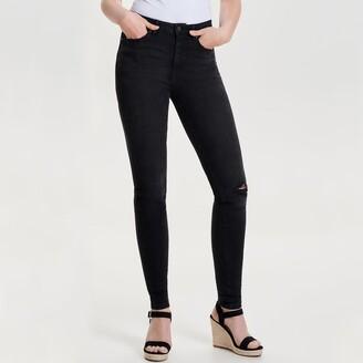 Only Regular Straight High Waist Jeans