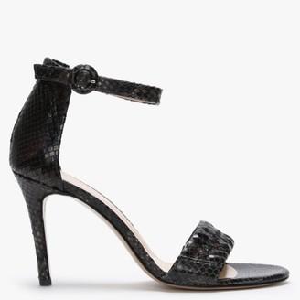 Daniel Mael Grey Sandals