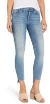DL1961 Women's Margaux Instasculpt Ripped Ankle Skinny Jeans