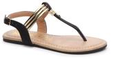 KensieGirl Helen Girls Toddler & Youth Sandal