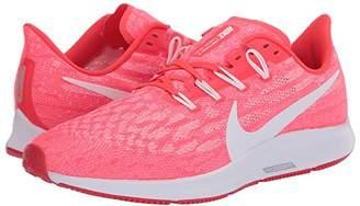 Nike Pegasus 36 (Gunsmoke/Oil Grey/White/Gum Light Brown) Women's Running Shoes