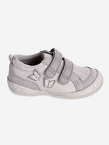Vertbaudet Girls Low Shoes With Touch N Close Fastening, Designed For Autonomy