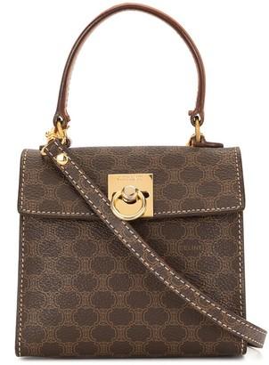 Céline Pre-Owned Macadam two-way mini Handbag