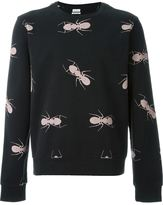 Paul Smith ant print sweatshirt