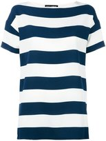 Dolce & Gabbana striped top - women - Viscose - 50