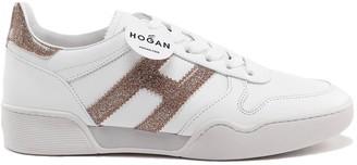 Hogan H357 Retro Volley Sneaker