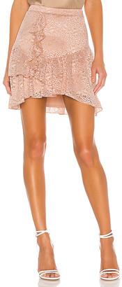 Majorelle Lennox Mini Skirt