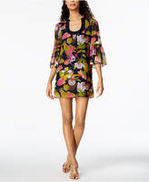 Trina Turk Bonita Silk Printed Shift Dress