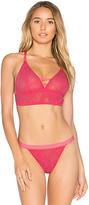 Cosabella Montie Longline Soft Bra in Pink