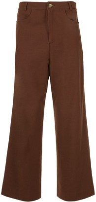 REJINA PYO Elliot high-waisted trousers