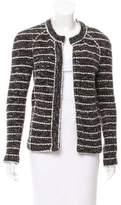 Etoile Isabel Marant Striped Bouclé Jacket