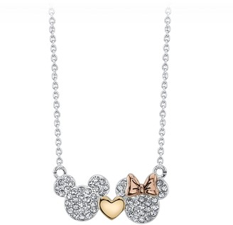 Disney Mouse Icon Necklace