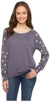 Alternative Slouchy Pullover Women's Sweatshirt