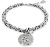 Nomination Sterling Silver Good Luck Charm Bracelet
