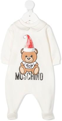 MOSCHINO BAMBINO Teddy Bear print pajama